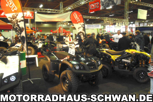 bilder von der motorrad roller messe magdeburg januar. Black Bedroom Furniture Sets. Home Design Ideas